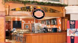 Freedom Of The Seas - Coffeeshop