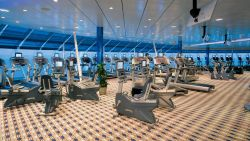 Freedom Of The Seas - Gym