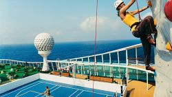 Freedom Of The Seas - Rock Climbers