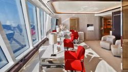 Seabourn Encore - Salon at Spa & Wellness
