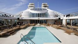 Seabourn Sojourn - Pool Deck