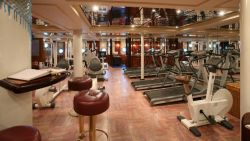 Royal Clipper - Fitness