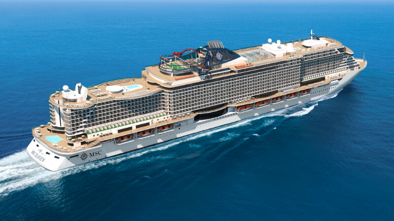 MSC Seaview