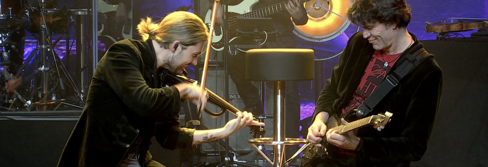 Stars at Sea - David Garrett und Band