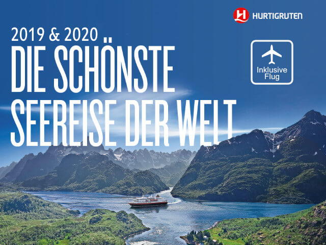 Hurtigruten Norwegen 2019/2020