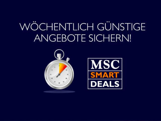 MSC Smart Deal - Santa Claus Special