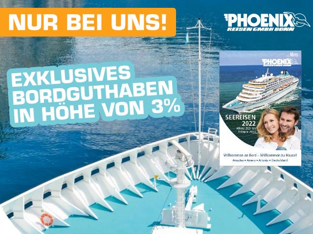 Phoenix Frühbucher