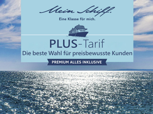 TUI Cruises PLUS-Tarif